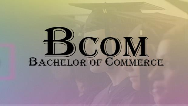 Bachelor of Commerce (BCom)